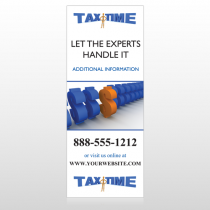 Tax Time 171 Custom Banner