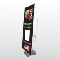Eagle Flag 307 Exterior Flex Banner
