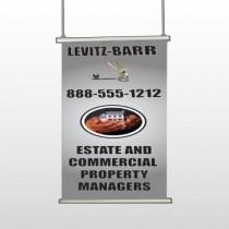 Bar 362 Hanging Banner
