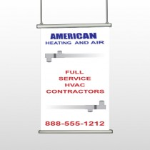 Construction 252 Hanging Banner