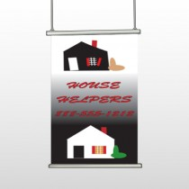 Househelper 245 Hanging Banner