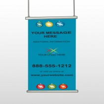 Insurance 176 Hanging Banner
