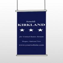 Senate 134 Hanging Banner
