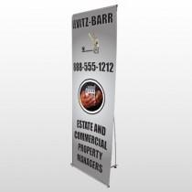 Bar 362 Flex Banner Stand