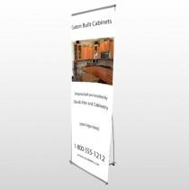 Cabinet 241 Flex Banner Stand