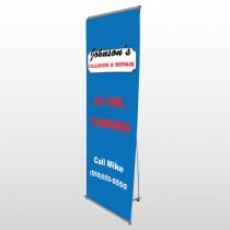 Repair 124 Flex Banner Stand