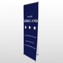 Senate 134 Flex Banner Stand