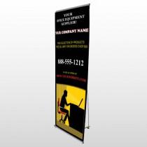 Office 149 Flex Banner Stand
