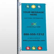 Insurance 176 Pole Banner