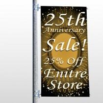 Sale 55 Pole Banner