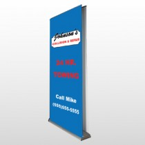 Repair 124 Retractable Banner Stand