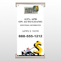 Auto Loan 173 Track Banner