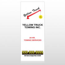 Towing 125 Banner