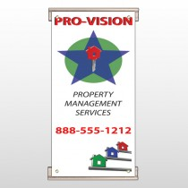 Property Management 363 Track Sign