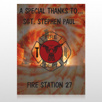 Fire 432 Custom Decal
