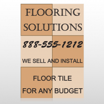Flooring 247 Custom Sign