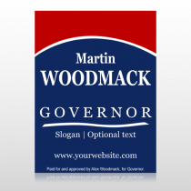 Governor 308 Sign