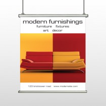 Art Furnishing 535 Hanging Banner