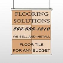 Flooring 247 Hanging Banner