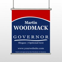 Governor 308 Hanging Banner