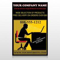 Office 149 Custom Sign