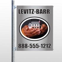 Bar 246 Pole Banner