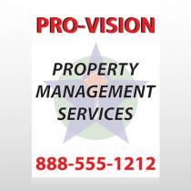 Property Management 247 Custom Sign