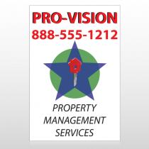 Property Management 363 Custom Sign