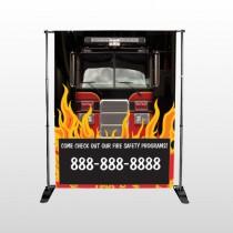 Safety Program 427 Pocket Banner Stand