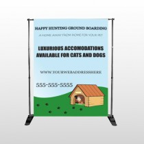 Hunting 301 Pocket Banner Stand