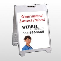 Pharmacist 104 A-Frame Sign