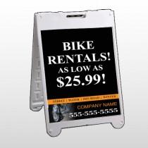Rent Dreams 109 A Frame Sign