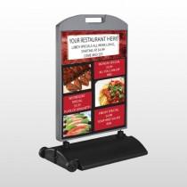Restaurant Specials 370 Wind Frame Sign