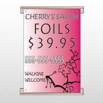 Cherry Salon 288 Track Banner