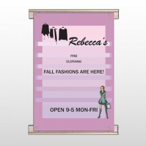 Fine Clothing 531 Track Banner