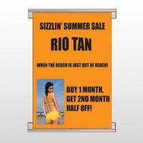 Rio Tan Beach 489 Track Banner