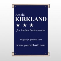 Senate 134 Track Banner