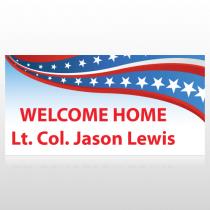 American Hero Banner