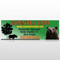 Bear Zoo 302 Custom Decal