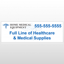 Medical Symbol 99 Custom Decal