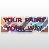Paint Brushes 256 Custom Decal