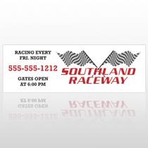 Racetrack 31 Custom Sign