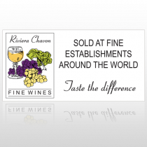 Wine 145 Site Sign