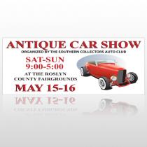 Car Show 123 Site Sign