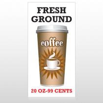 Coffee 119 Custom Decal