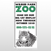 Zoo 127 Custom Sign