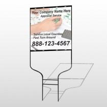 Hand Planning 260 Round Rod Sign