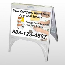 Hand Planning 260 A Frame Sign