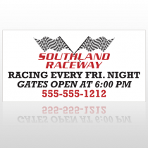Racetrack 31 Custom Signs