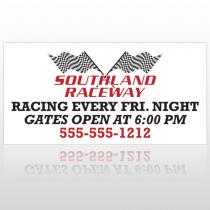 Racetrack 31 Custom Signs